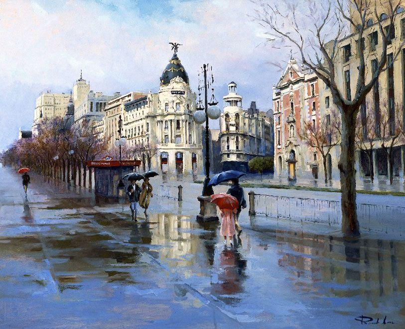 Ricardo-Sanz-Por-la-calle-de-Alcala-81X100-cms