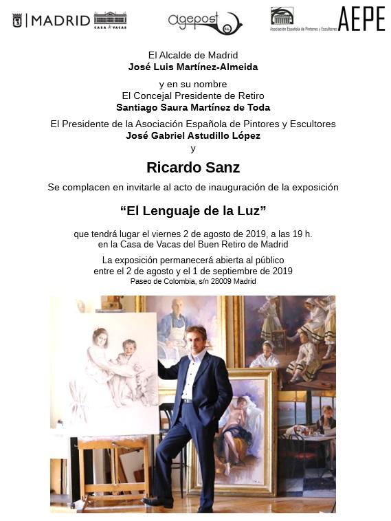 Exposición Ricardo Sanz